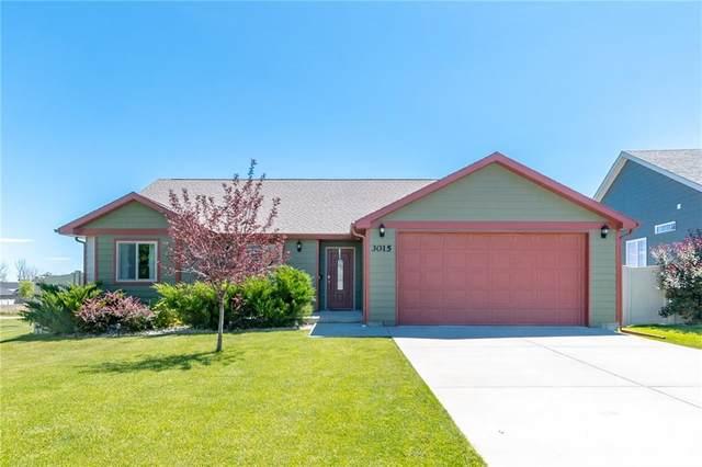 3015 Golden Acres Drive, Billings, MT 59106 (MLS #308940) :: MK Realty