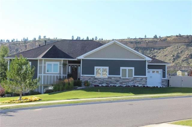 3062 Western Bluffs Blvd, Billings, MT 59106 (MLS #308945) :: MK Realty