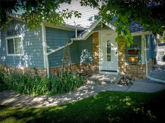 620 3rd Street West, Roundup, MT 59072 (MLS #308954) :: Search Billings Real Estate Group