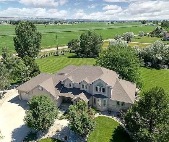1605 Cobble Creek Trl, Billings, MT 59106 (MLS #309022) :: MK Realty
