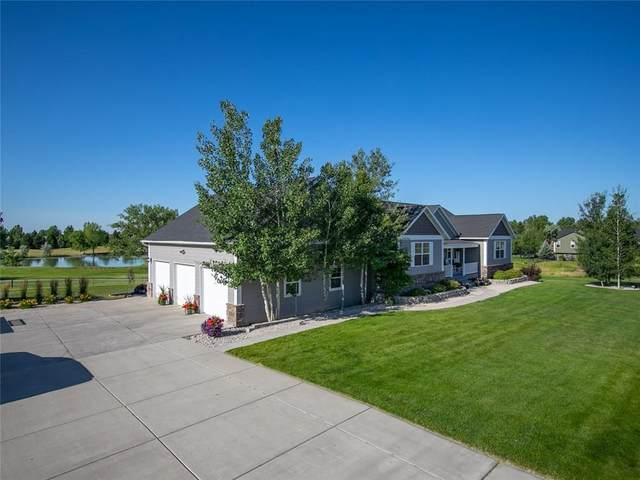 2400 Saddleback Drive, Laurel, MT 59044 (MLS #309099) :: MK Realty