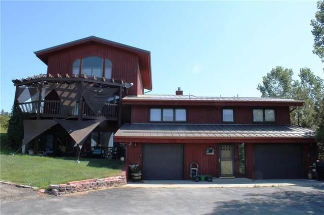23 Ponderosa Ridge Rd, Columbus, MT 59019 (MLS #309126) :: The Ashley Delp Team
