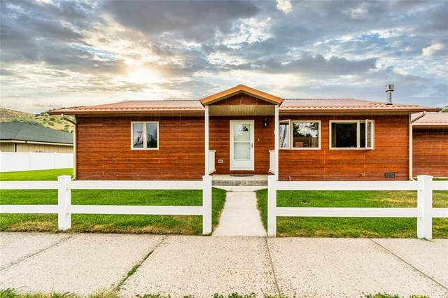 3 Harms St, Absarokee, MT 59001 (MLS #309132) :: The Ashley Delp Team
