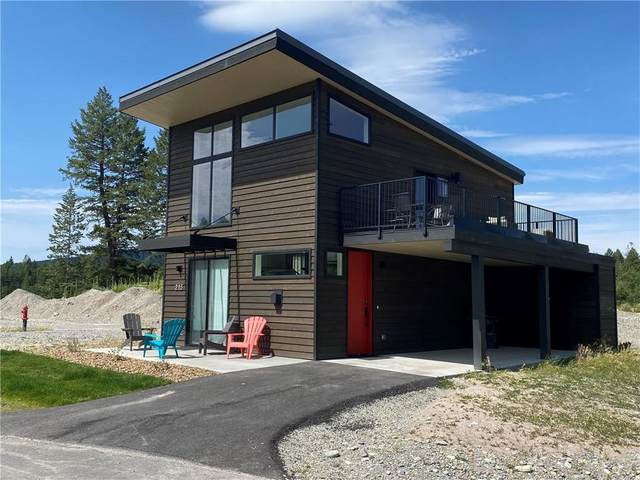 141 Silvertip Trail, Other-See Remarks, MT 59868 (MLS #309140) :: MK Realty