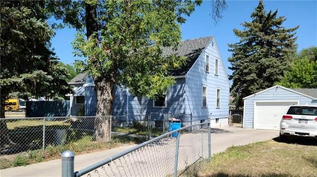 5 and 7 Adams Street, Billings, MT 59101 (MLS #309172) :: MK Realty