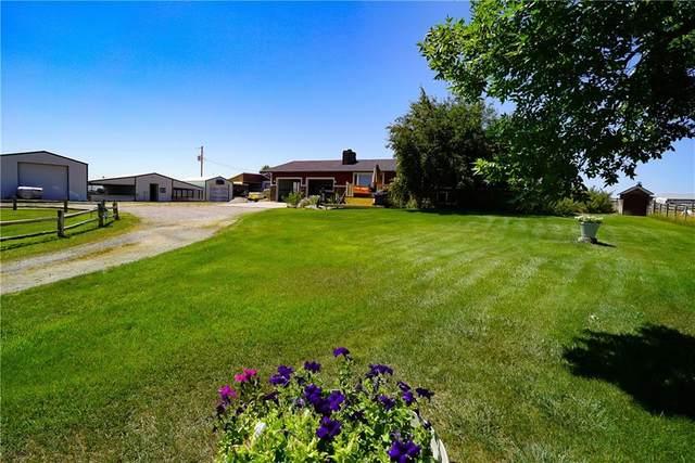 5510 Deadwood Drive, Billings, MT 59101 (MLS #309187) :: MK Realty