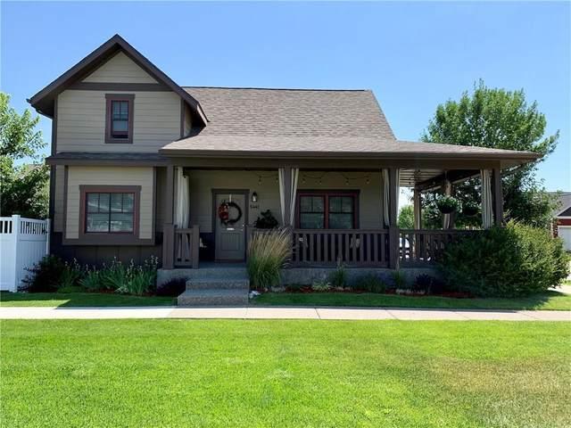 5441 Golden Hollow, Billings, MT 59101 (MLS #309192) :: MK Realty