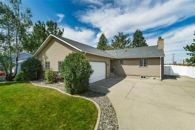 1278 Governors Boulevard, Billings, MT 59105 (MLS #309260) :: MK Realty