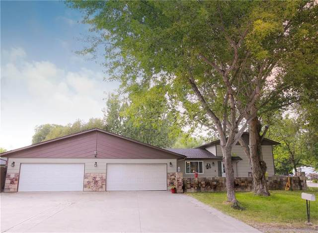 802 Quinella Drive, Billings, MT 59101 (MLS #309271) :: MK Realty