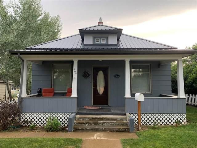 409 3rd Street W, Roundup, MT 59072 (MLS #309273) :: MK Realty