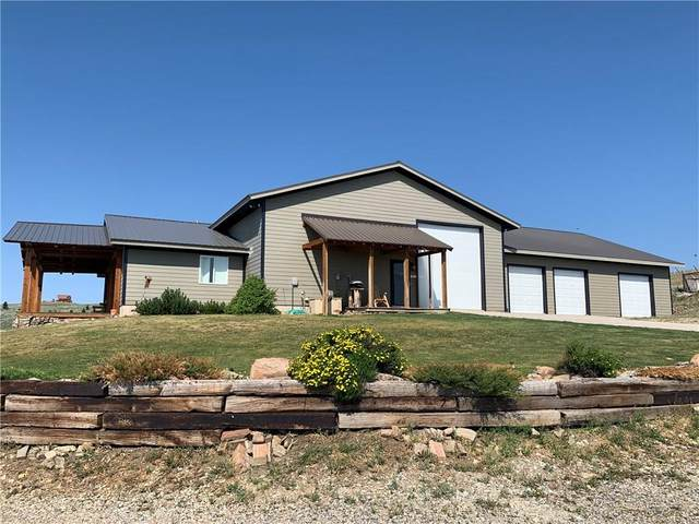 147 Elk Ridge Road, Other-See Remarks, MT 59645 (MLS #309296) :: Search Billings Real Estate Group