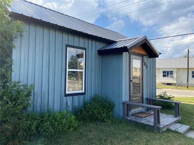 301 Villard Avenue S, Red Lodge, MT 59068 (MLS #309304) :: MK Realty