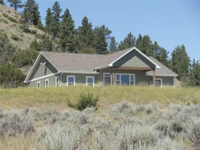 66 Upper Flat Road, Columbus, MT 59019 (MLS #309328) :: Search Billings Real Estate Group