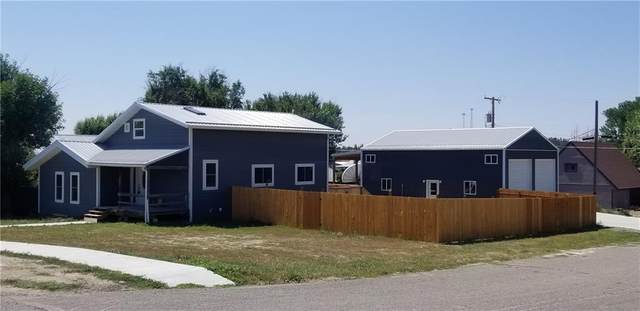 1319 2nd Street W, Roundup, MT 59072 (MLS #309330) :: MK Realty