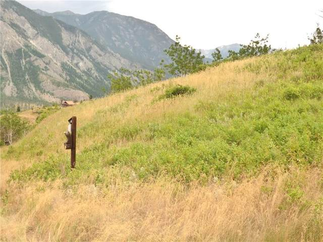 28 Elk Park Trail Lot 09, Nye, MT 59061 (MLS #309334) :: The Ashley Delp Team
