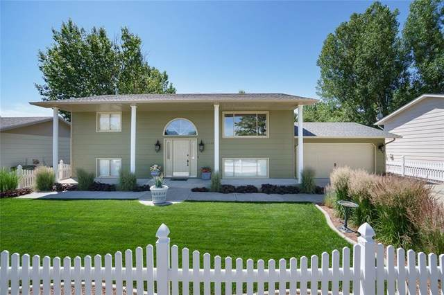 3648 Marathon Drive, Billings, MT 59102 (MLS #309351) :: Search Billings Real Estate Group