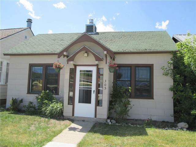 305 Villard Ave S, Red Lodge, MT 59068 (MLS #309384) :: Search Billings Real Estate Group