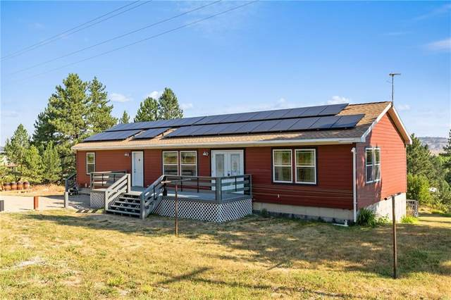 15 Depot Road, Columbus, MT 59019 (MLS #309385) :: MK Realty