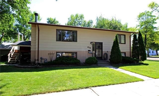 419 Idaho Avenue, Laurel, MT 59044 (MLS #309408) :: The Ashley Delp Team