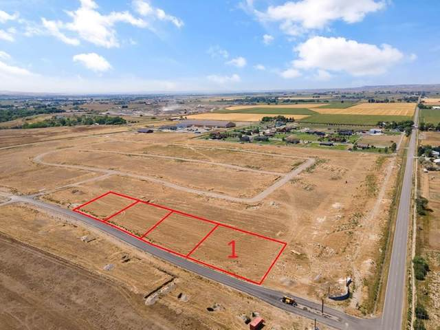 Lot 1 Block 1 Abby Drive, Billings, MT 59106 (MLS #310463) :: MK Realty