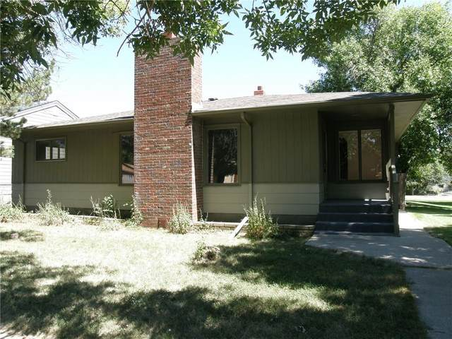 1010 1st Street West, Roundup, MT 59072 (MLS #310555) :: MK Realty