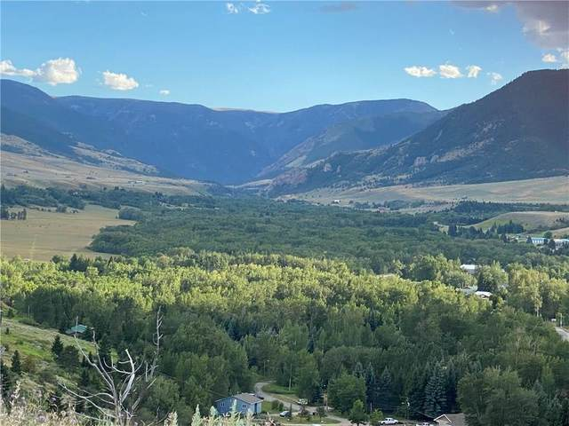 TRACT 1 Hwy 308, Red Lodge, MT 59068 (MLS #310562) :: The Ashley Delp Team