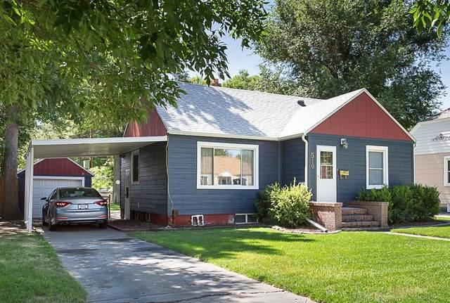 510 Alderson Ave, Billings, MT 59101 (MLS #310563) :: MK Realty