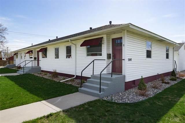 1240 Avenue D, Billings, MT 59102 (MLS #310565) :: MK Realty