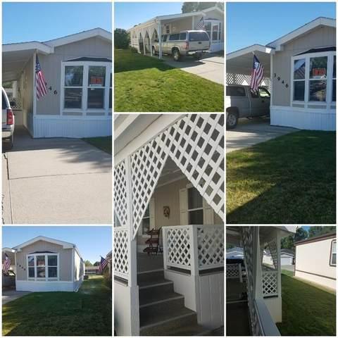 3946 N Tanager Lane, Billings, MT 59102 (MLS #310573) :: MK Realty