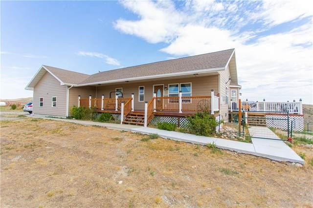 1935 Coyote Ridge N, Laurel, MT 59044 (MLS #310665) :: MK Realty