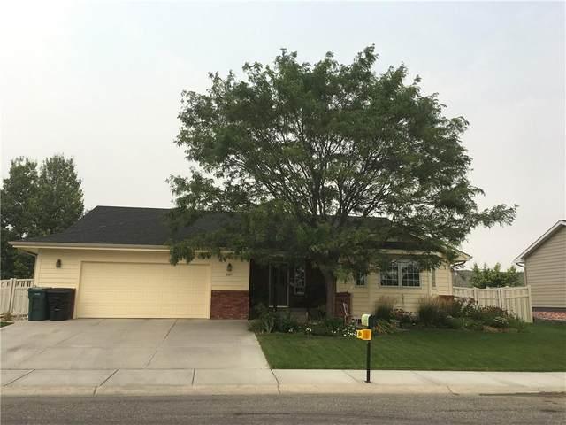 3121 N Morning Glory Drive N, Billings, MT 59102 (MLS #310784) :: Search Billings Real Estate Group