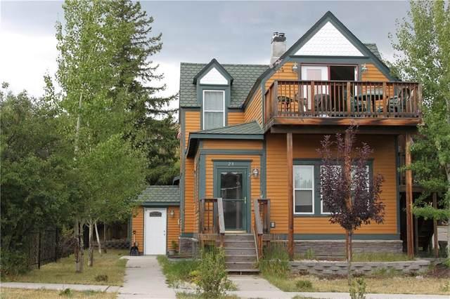 23 Villard Avenue North, Red Lodge, MT 59068 (MLS #310812) :: MK Realty