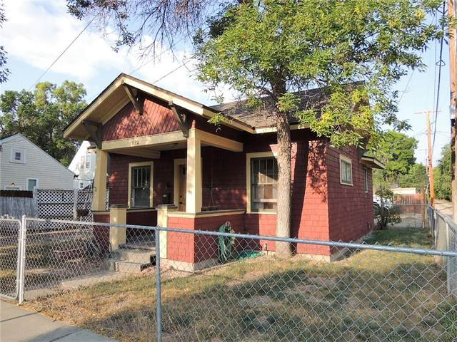 812 5th Street W, Billings, MT 59101 (MLS #310983) :: Search Billings Real Estate Group