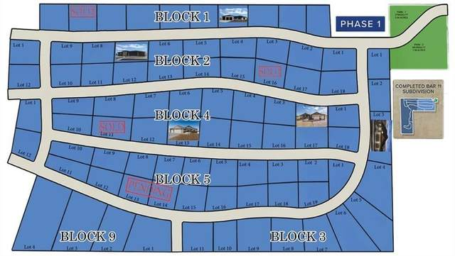 LOT 8 BL5 Big Cedar Way, Billings, MT 59105 (MLS #311027) :: MK Realty