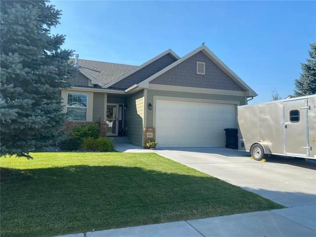 3842 Avenue D, Billings, MT 59102 (MLS #311166) :: Search Billings Real Estate Group