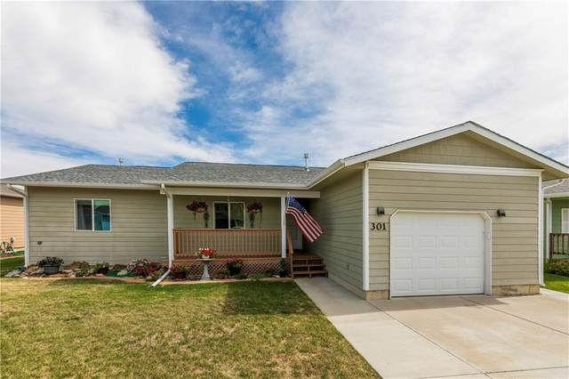 301 Foundation, Laurel, MT 59044 (MLS #311191) :: Search Billings Real Estate Group
