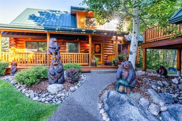 17 Coyote, Red Lodge, MT 59068 (MLS #311200) :: MK Realty