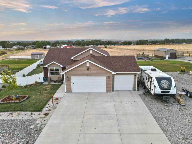 3335 San Marino Drive, Billings, MT 59101 (MLS #311217) :: The Ashley Delp Team