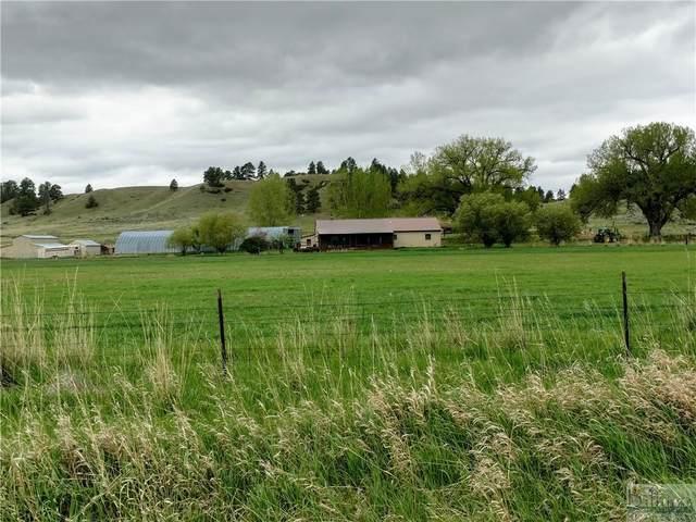 4288 Big Horn Valley Rd., Custer, MT 59024 (MLS #311218) :: The Ashley Delp Team