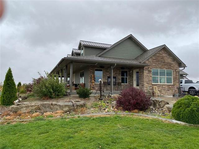 43380 Old Hwy 87, Hardin, MT 59034 (MLS #311232) :: The Ashley Delp Team