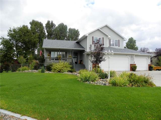 9033 Hobble Creek Drive, Billings, MT 59101 (MLS #311247) :: MK Realty