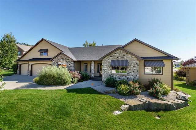 3486 Stone Mountain Circle, Billings, MT 59106 (MLS #311280) :: MK Realty