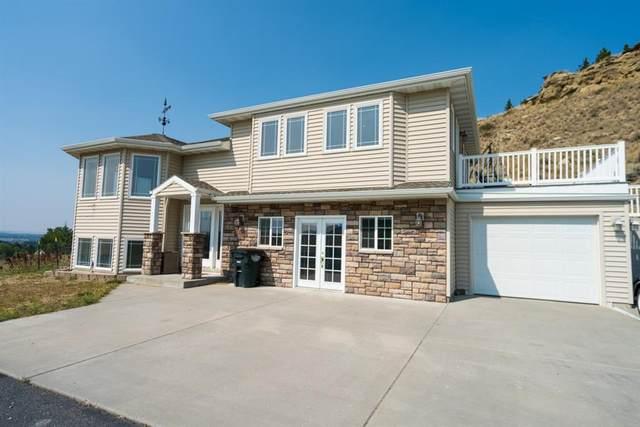3885 Trailmaster Drive, Billings, MT 59101 (MLS #311283) :: MK Realty