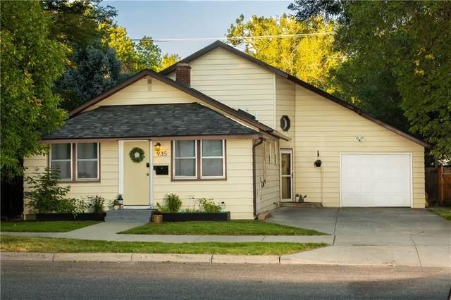 935 N 24th Street, Billings, MT 59101 (MLS #311304) :: MK Realty