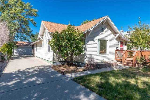 516 N Choteau Avenue, Hardin, MT 59034 (MLS #311306) :: Search Billings Real Estate Group