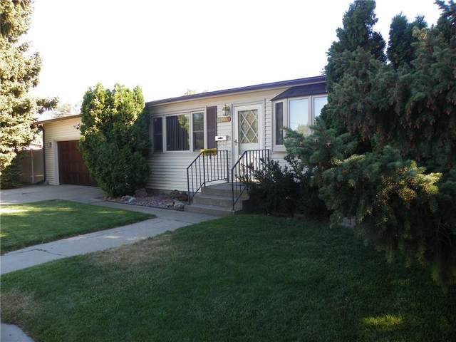 1316 Miles Avenue, Billings, MT 59102 (MLS #311327) :: Search Billings Real Estate Group
