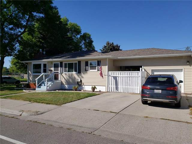 2043 Lewis Avenue, Billings, MT 59102 (MLS #311331) :: Search Billings Real Estate Group