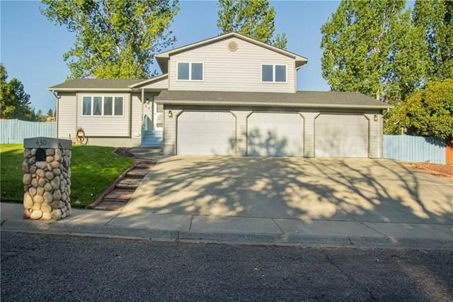 430 Pinon Drive, Billings, MT 59105 (MLS #311332) :: Search Billings Real Estate Group