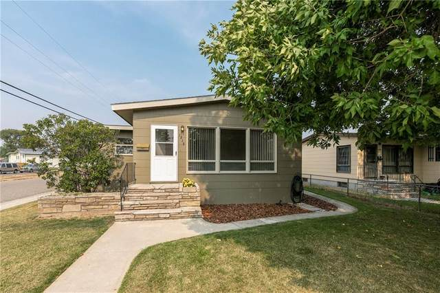 1219 Glencoe Dr, Billings, MT 59101 (MLS #311373) :: The Ashley Delp Team