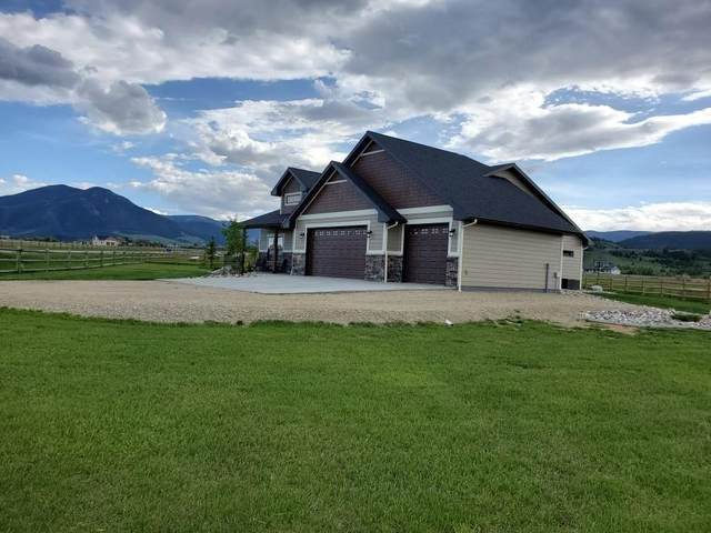 54 Remington Ranch Road, Red Lodge, MT 59068 (MLS #311384) :: The Ashley Delp Team